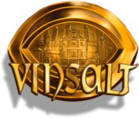 Vinsalt Forum Logo golden