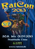RatCon 2013 Flyer