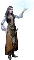 Blackguards Charakter Aurelia