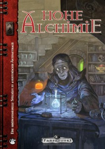 Hohe Alchimie Cover