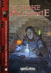 Hohe Alchimie Cover