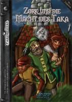 Zork und die Macht des Taka Cover
