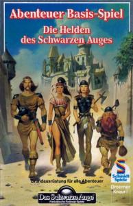 DSA2 Abenteuer Basis-Spiel Helden Cover