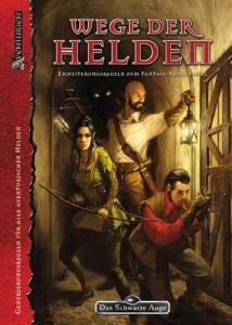 DSA4.1 Wege der Helden Cover