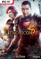 Demonicon cover