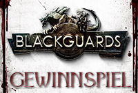 Blackguards Gewinnspiel Banner