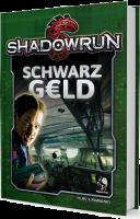 Shadowrun Schwarzgeld Cover