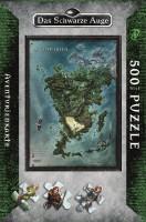 Puzzle Aventurienkarte Cover