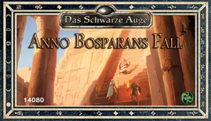 Anno Bosparans Fall Cover
