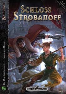 Schloss Strobanoff Cover