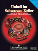 Unheil im Schwarzen Keiler Cover