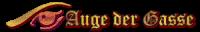 Auge der Gasse Logo