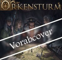 Orkensturm Brettspiel Cover Preview