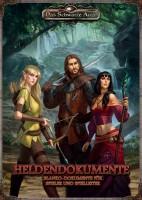 DSA5 Heldendokumente Cover