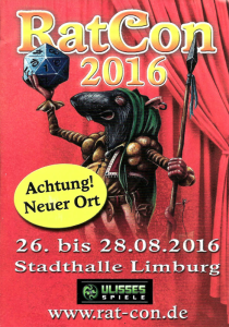 RatCon 2016 Flyer