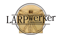 LARPwerker Convention Logo