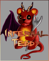 Infernal Teddy Logo