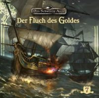 Fluch des Goldes - Cover