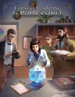 Forschungsdrang und Rollenspiel - Cover