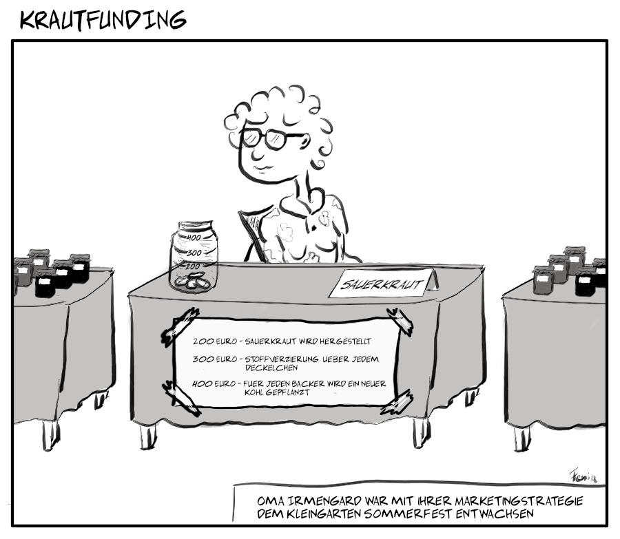 Krautfunding