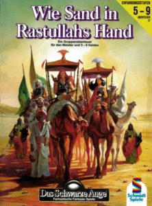 A17 - Wie Sand in Rastullahs Hand