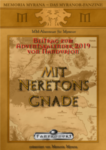 Mit Neretons Gnade - Cover